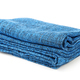 Folded blue blanket - PhotoDune Item for Sale