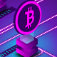 Gradient Isometric Cryptocurrency and Blockchain Concepts - VideoHive Item for Sale