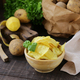 Natural Potato Chips - PhotoDune Item for Sale