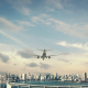 Airplane Landing Tokyo Japan - VideoHive Item for Sale