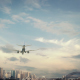 Airplane Landing Sydney Australia - VideoHive Item for Sale