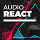 Audio React Music Visualizer - VideoHive Item for Sale