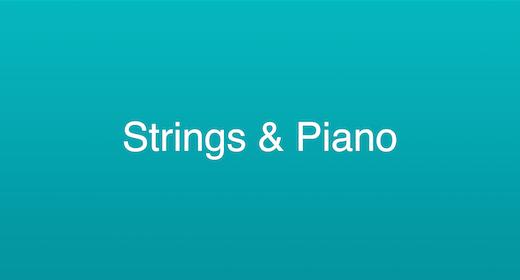 Strings & Piano