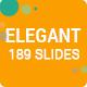 Elegant Business Google Slides Template - GraphicRiver Item for Sale