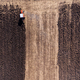 Aerial top view of a tractor, combine harvester plowing agricultural land in the spring - PhotoDune Item for Sale