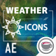 Weather Forecast Icons - VideoHive Item for Sale