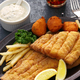 southern fried fish plate - PhotoDune Item for Sale