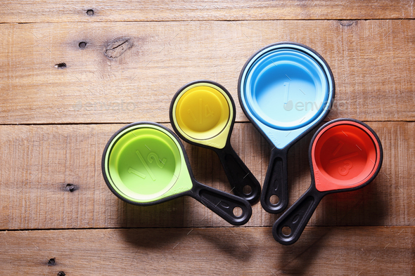 Measuring Cups - Stock Photo - Images