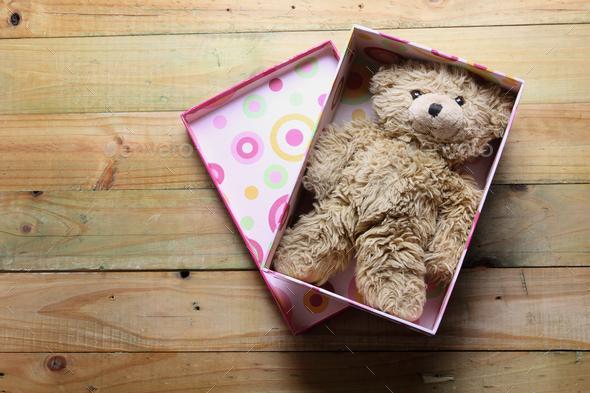 Teddy Bear - Stock Photo - Images