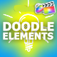 Flash FX Doodle Elements - VideoHive Item for Sale