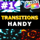 Dynamic Handy Transitions - VideoHive Item for Sale