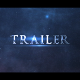 Cinematic Smoke Trailer Titles - VideoHive Item for Sale