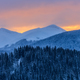 sunrise in Bucegi Mountains, Romania - PhotoDune Item for Sale