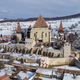 Biertan fortified church in Transylvania, Romania. - PhotoDune Item for Sale