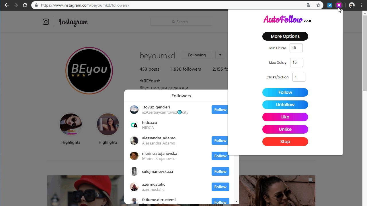 Auto Followers Without Following Instagram - How To Hack Someones