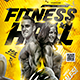 Flyer Fitness Template - GraphicRiver Item for Sale