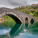 Ancient stone arch bridge  in Rijeka Crnojevica - PhotoDune Item for Sale