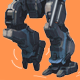Robot Walking SFX