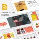 Minipres Multipurpose Presentation Template - GraphicRiver Item for Sale