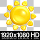 Sunny Summer 3D Emoji Icon on Alpha - VideoHive Item for Sale