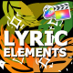 Flash FX Lyric Elements - VideoHive Item for Sale