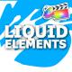 Flash FX Liquid Elements - VideoHive Item for Sale