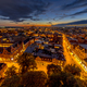 Aerial Groningen city night - PhotoDune Item for Sale