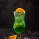 Green apple fruit alcohol cocktail - PhotoDune Item for Sale
