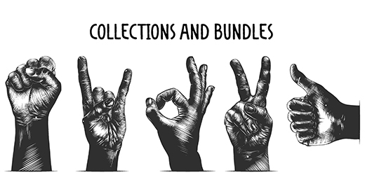 Collections and bundles