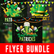 St. Patrick's Day Flyer Bundle - GraphicRiver Item for Sale