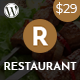 Ristora - Restaurant & Food WordPress Theme