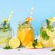 Lemonade, mojito and orange lemonade - PhotoDune Item for Sale