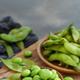 Green Organic Edamame beans - PhotoDune Item for Sale