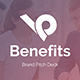 Brand Benefits Pitch Deck Keynote Template - GraphicRiver Item for Sale