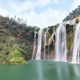 nine dragon waterfall in luoping county, yunnan province, China - PhotoDune Item for Sale
