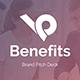 Brand Benefits Pitch Deck Google Slide Template - GraphicRiver Item for Sale