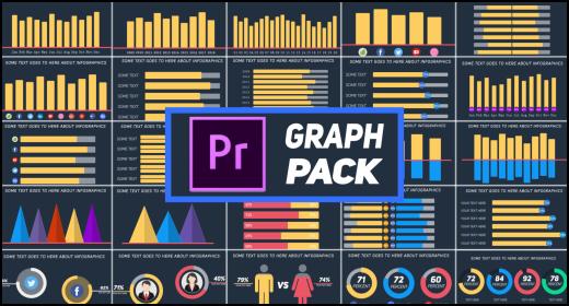 Infographics ( Premiere Pro )