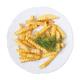 Delicious french fries with dill. - PhotoDune Item for Sale