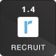 Recruit - Recruitment Manager