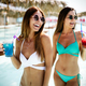 Group of friends having fun on summer vacation. Lifestyle, friendship, travel and holidays concept - PhotoDune Item for Sale