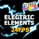 Flash FX ELECTRIC Elements And Transitions - VideoHive Item for Sale