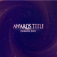 Awards Title - VideoHive Item for Sale