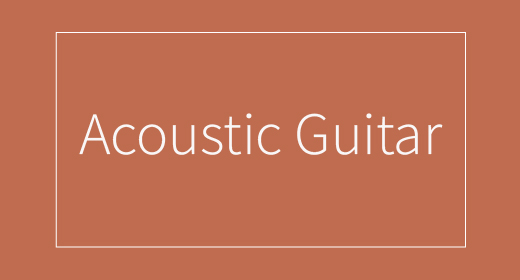 Acoustic Guitar by GreenGlass