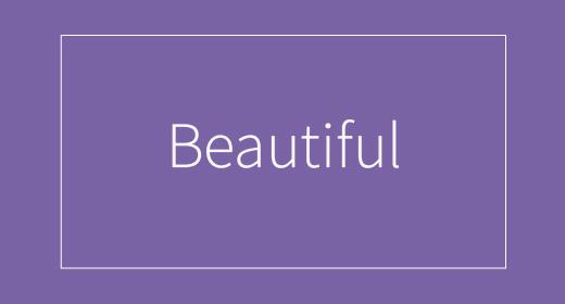 Beautiful by GreenGlass