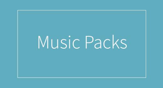 Music Packs by GreenGlass
