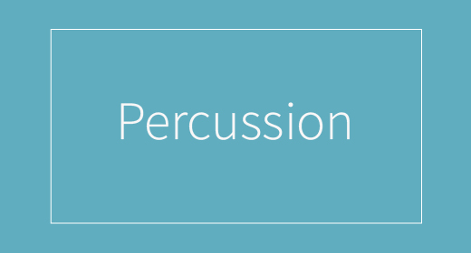 Percussion by GreenGlass