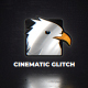 Cinematic Glitch Logo - VideoHive Item for Sale