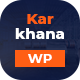 Karkhana - Industry & Factory WordPress Theme