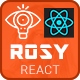 Rosy - React Multipurpose Template - ThemeForest Item for Sale