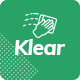 Klear - Cleaning Service Company PSD Template - ThemeForest Item for Sale